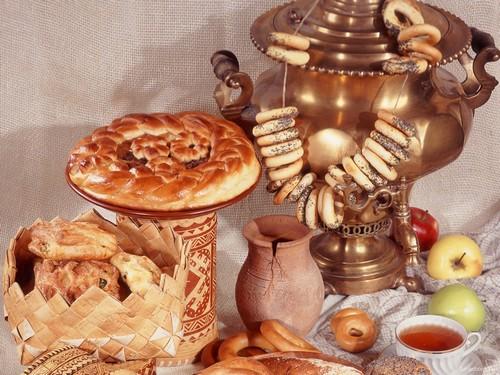 Русская чайная традиция