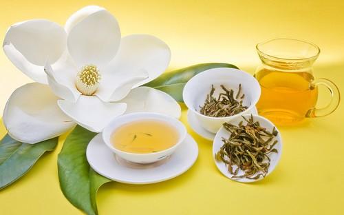 Полезные свойства желтого чая