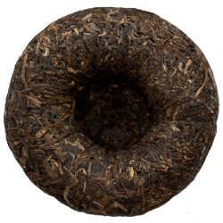 Чай Пуэр в форме чаши