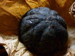 Чай Пуэр в форме тыквы