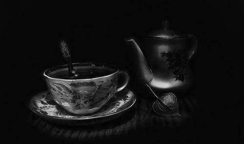 Вечерний чай. Предубеждения к чаю