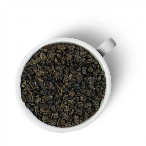 голубой чай
