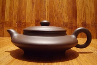 Чайник для заваривания зеленых чаев и улунов - пример №2