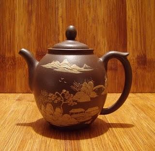 Чайник для заваривания белых и желтых чаев - пример №1