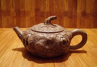 Чайник для заваривания пуэров и красных чаев - пример №1