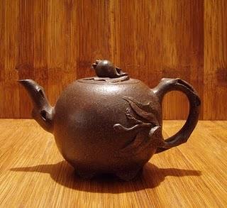 Чайник для заваривания пуэров и красных чаев - пример №2
