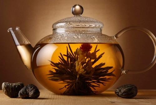 Как заваривать связанный чай - описание