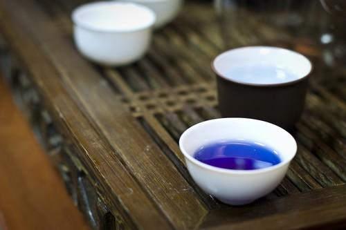 """Как заваривать синий чай, чтобы открыть """"третий глаз"""" ?"""