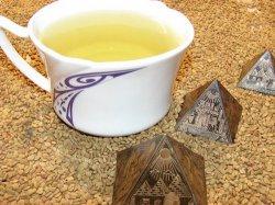 Желтый египетский чай хельба