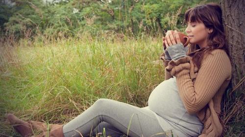 Черный чай при беременности