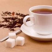 Польза от чая с сахаром