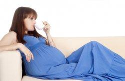 Красный чай при беременности