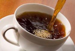 Сколько кофеина в черном чае