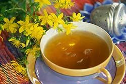 Зверобойный чай - лекарство от 100 болезней