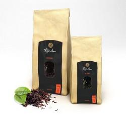 Компостирование упаковочных  материалов, в которых хранится чай