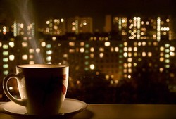 Ночная чашечка чая =)