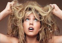Как ухаживать за сухими волосами с помощью средств из чайного гриба