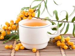Чай с облепихой - рецепты. Как заваривать облепиховый чай?