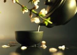 Чайная пиала, чайник
