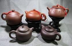 О чайниках из исинской глины