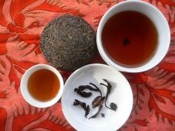Эффект чая Пуэр