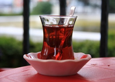 Турецкий стаканчик для чая