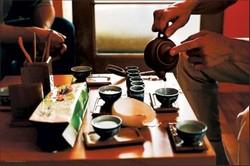 Аксессуары для чайной церемонии