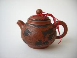 Качественный чайник из исинской глины