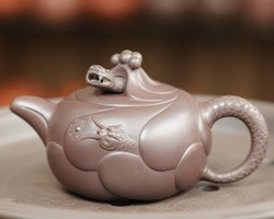 Подготовка исинского чайника к использованию