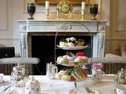 Английский чайный стол