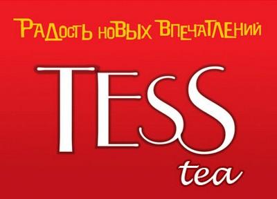 Зеленый чай TESS