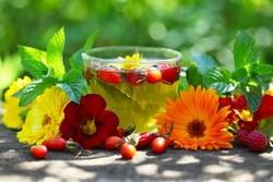 Витаминный чай из трав, рецепты