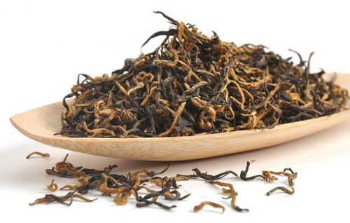 Чай цзинь цзюнь мэй (Золотые брови)