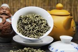 Белый чай Инь Ло «Серебряная улитка»