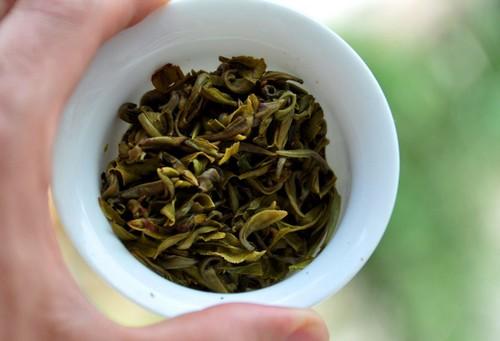 Раскрытый чай Инь Ло