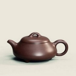 Исинский керамический чайник