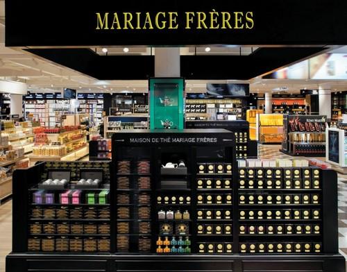 Mariage Freres магазин