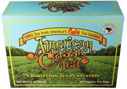 Американский чай