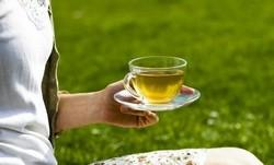 Зеленый чай в летнюю жару утолит жажду