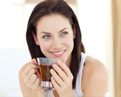 Зеленый чай полезен для зубов и десен