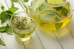 Зеленый чай полезен для здоровья