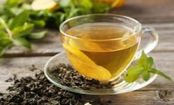 Зеленый чай поможет при отравления