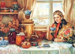 Русское чаепитие