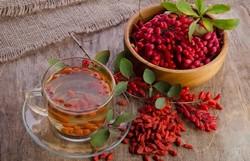 Чай с барбарисом: польза и противопоказания