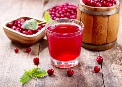 Чай с клюквой: рецепты приготовления