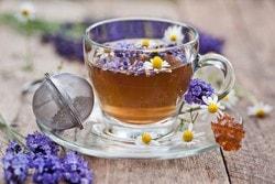 Чай с лавандой: польза, рецепты