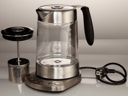 Электрочайники с функцией заваривания чая