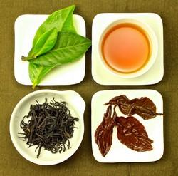 История красного чая